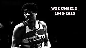Wes Unseld leaves important legacy as Wizards/Bullets legend and pillar of  community   RSN
