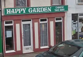 happy garden takeway visit tywyn