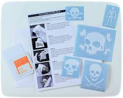 Your Skull Is Stuck To The Window New Hk Vinyl Decal Product