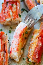 king crab best baked crab legs recipe