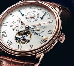 blancpain equation of time