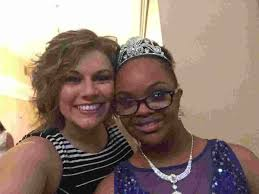 Popular HS students bring special needs girl to prom, in a fairy tale ending