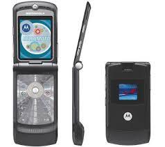 Old Handphone: Motorola StarTAC 75 ...