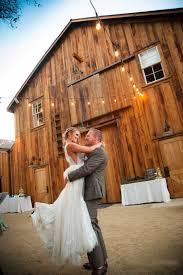 weddings at the cooper molera barns