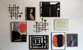 creating an inspiring gallery wall