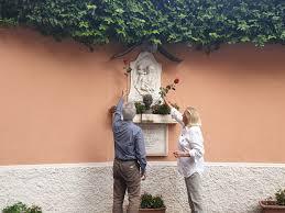 Villa Ada, così il quartiere omaggia Mafalda di Savoia - Trieste ...