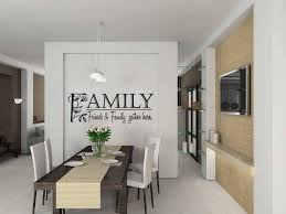 Family Friends And Family Gather Here Wall Decals Trading Phrases