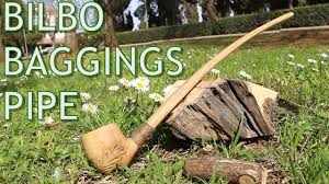 Bilbo Baggins Pipe - Making of - YouTube