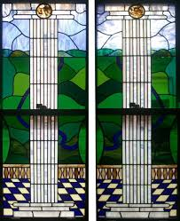 clive hillier stained glass art glass