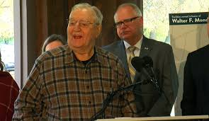Parts Of 2 MN State Parks Renamed In Fmr. VP Walter Mondale's Honor – WCCO  | CBS Minnesota