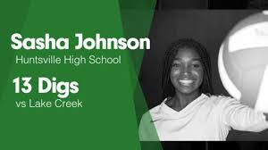 Sasha Johnson - Hudl
