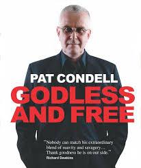 Pat Condell's Godless Comedy – PRODOS Screen & Study Salon