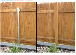 Hide Metal Fence Posts Metal Fence Posts Diy Fence Building A Fence