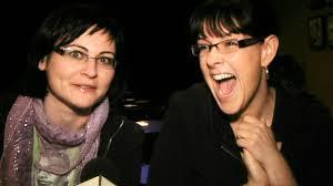Comedians Allyson Smith and Allison Dore   Comedians Allyson…   Flickr