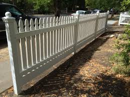 White Picket Fence Ball Post Caps Gothic Pickets Calistoga Ca Picket Fence White Fence White Picket Fence