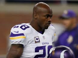 Adrian Peterson has a bizarre explanation for why he ate shrimp ...