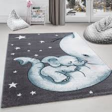Children 39 S Carpet Children 39 S Room Carpet Cute Baby Elephant Kinderteppich Kinderzi In 2020 Elephant Nursery Girl Elephant Baby Rooms Baby Elephant Nursery