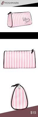 victoria s secret makeup bag large
