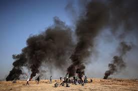 Pesawat tempur Israel sasar kubu Hamas | Asia | Berita Harian