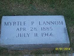 Myrtle Ada Powell Lannom (1885-1966) - Find A Grave Memorial