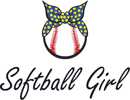 Softball Girl Wall Decals For Atheletes Fans Athletic Bedroom Home Womens Sports Decor Vinyl Decals Stickers Teens Women Motivation Decor Jennie Finch Batter Room Decoration Size 20x40 Inch Walmart Com