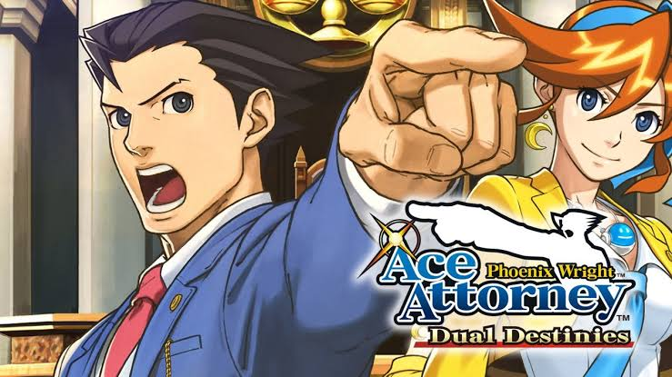 """Image result for ace attorney dual destinies"""""""