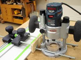 Using Festool Guide Rails For Non Festool Router Router Guide