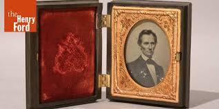 Image result for a beardless Lincoln, was taken before Lincoln gave a speech in at Cooper Union in New York City.