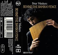 Peter Weekers Behind The Bamboo Fence 1988 Cassette Discogs