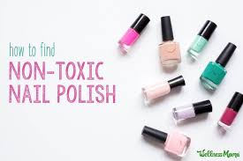 best non toxic nail polish options