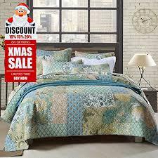 fl patchwork quilt coverlet set