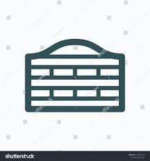 Garden Trellis Fence Stock Vectors Images Vector Art Shutterstock