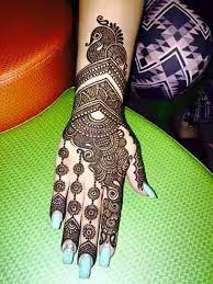 Gorgeous Mehndi Design Picture