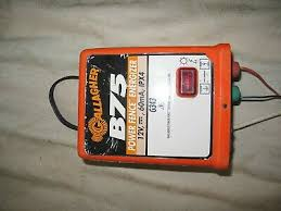 Gallagher B75 Electric Fence Energizer 12 Volt 41 00 Picclick Uk