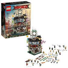 LEGO The Ninjago Movie City [Building Kit Toy 70620 4867 Pieces ...