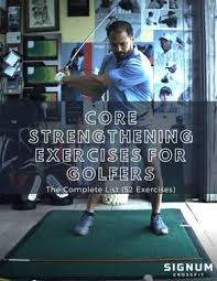 52 core strengthening exercises for