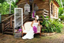 south florida garden wedding