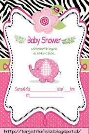 Fancy Tarjetas De Cumpleanos Para Imprimir Baby Shower For