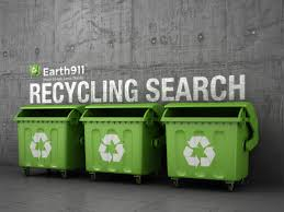 recycling center search earth911