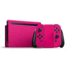 Hot Pink Switch Bundle Skin
