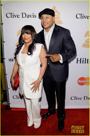 LL Cool J & Wife Simone Smith Attend Pre-Grammys Party!: Photo ...