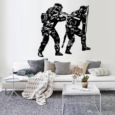 Police Swat Army Kids Home Decor Removable Wall Decal Quote Self Adhesive Vinyl Wall Stickers Living Room Vinilos Paredes Wall Decals Home Wall Decals Home Decor From Joystickers 9 5 Dhgate Com