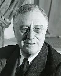 Image result for President Franklin Delano Roosevelt with a smile