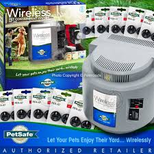 Pif 300 Petsafe Wireless Fence System Dog Collar 1 2 Acre Pet Containment Rfa 67