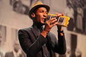 Jon Batiste leads 'love riot' from Rockwood Music Hall to Canary Club