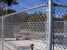 Anti Intruder Fences In Chain Link And Welded Mesh