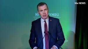 Adam Price promises 'green jobs revolution' at Plaid Cymru manifesto launch    ITV News