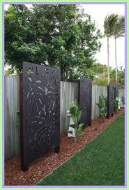 34 Reference Of Garden Fence Panels Decorative In 2020 Fence Design Privacy Fence Designs Small Backyard Landscaping