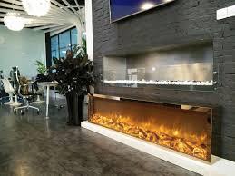 europe modern design electric fireplace