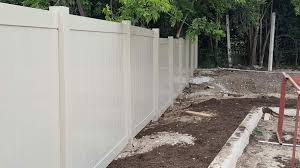 The Installation Cost Of A Vinyl Privacy Fence Fence Supply Online